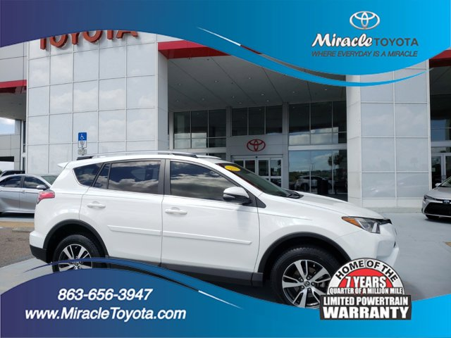 Used 2018 Toyota RAV4 in Haines City, FL