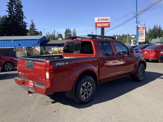 Used 2015 Nissan Frontier 4WD Crew Cab SWB Auto PRO-4X
