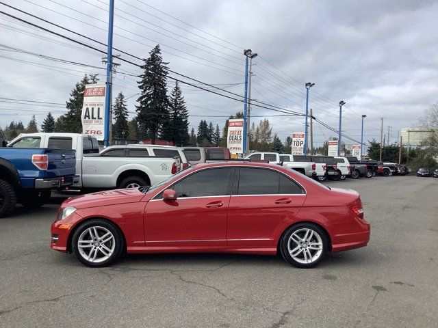 Used 2014 Mercedes-Benz C-Class 4dr Sdn C 250 Luxury RWD