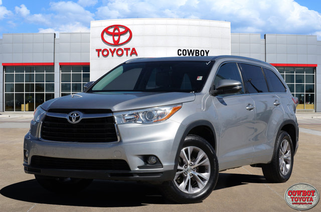 Used 2015 Toyota Highlander in Dallas, TX