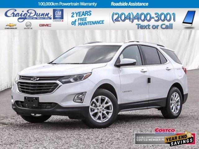 2020 Chevrolet Equinox 1LT AWD 4dr LT w/1LT 1.5L Turbo Gas Engine [2]