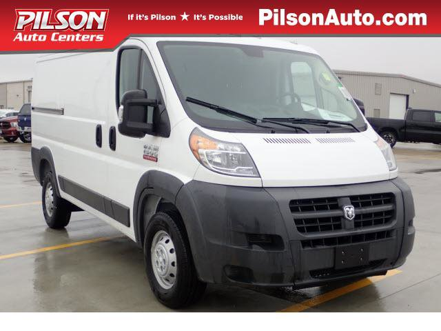 New 2018 Ram ProMaster Cargo Van in Charleston, IL