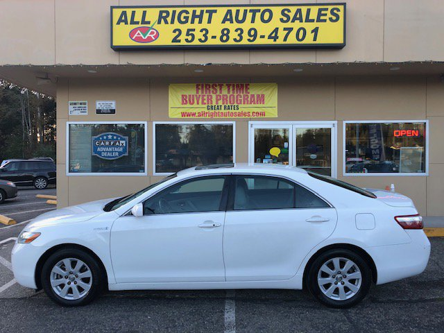 Used 2008 Toyota Camry Hybrid in Federal Way, WA