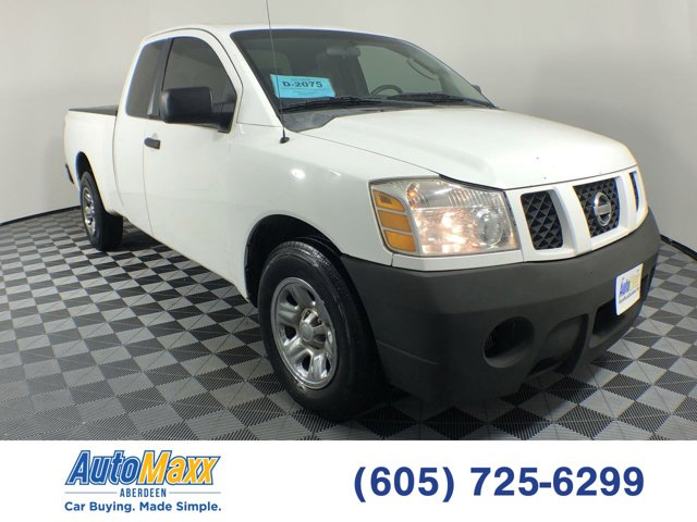 Used 2004 Nissan Titan in Lemmon, SD