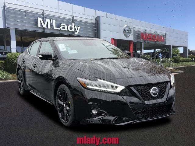 2021 Nissan Maxima SR FWD SR 3.5L Premium Unleaded V-6 3.5 L/213 [1]