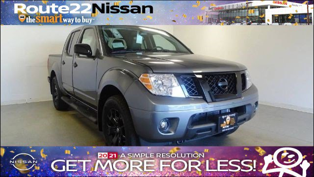 2020 Nissan Frontier SV Crew Cab 4x4 SV Auto Regular Unleaded V-6 3.8 L/231 [2]