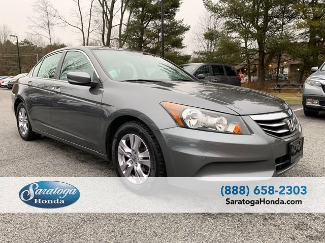 2012 Honda Accord Sedan LX-P