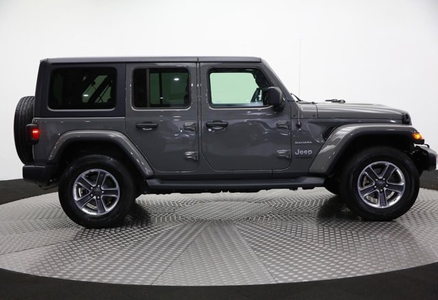 2019 Jeep Wrangler Unlimited for sale 124133 3