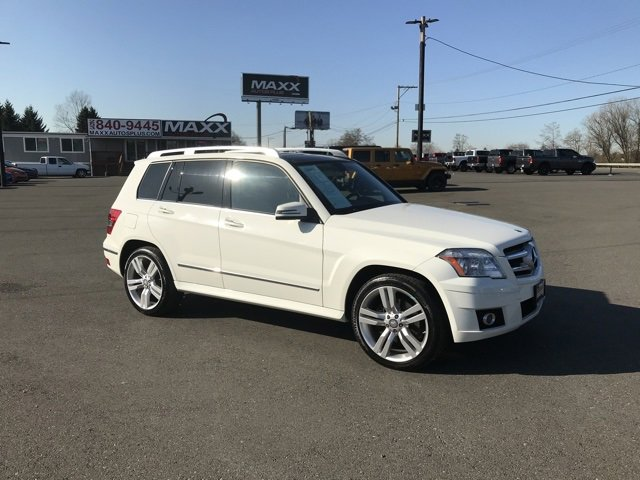 Used 2012 Mercedes-Benz GLK-Class in Puyallup, WA