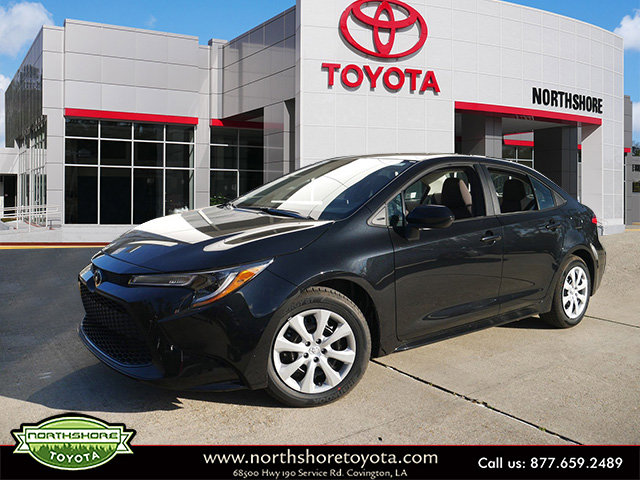 New 2020 Toyota Corolla in Covington, LA