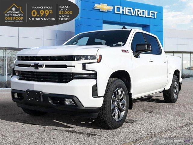 "2021 Chevrolet Silverado 1500 RST 4WD Crew Cab 147"" RST Gas V8 6.2L/376 [0]"