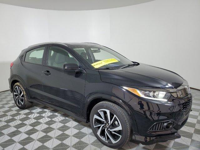 New 2019 Honda HR-V in New Orleans, LA