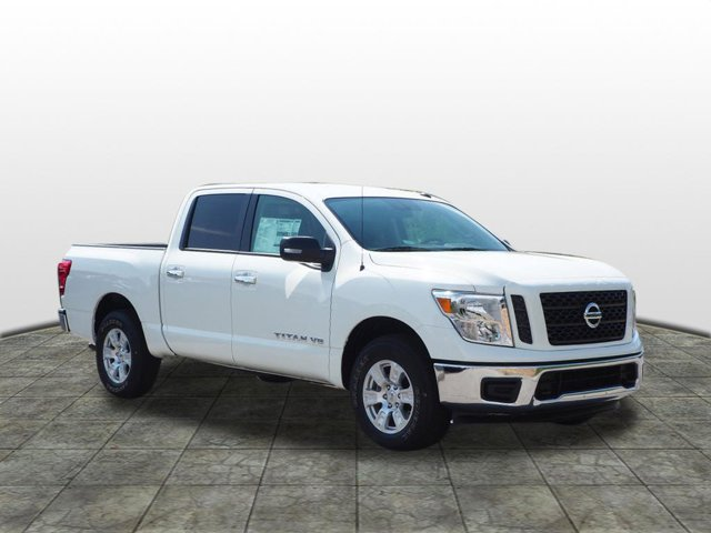 New 2019 Nissan Titan in Greensburg, PA