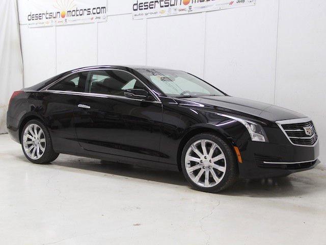 2017 Cadillac ATS Coupe RWD
