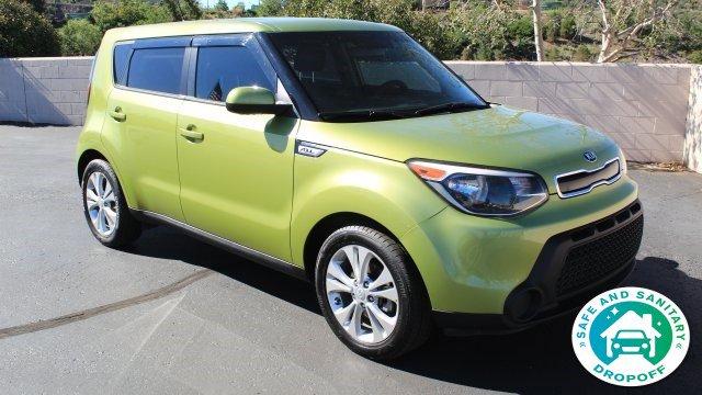 2015 Kia Soul + 5dr Wgn Auto + Regular Unleaded I-4 2.0 L/122 [16]