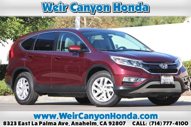 2016 Honda CR-V EX 2WD 5dr EX Regular Unleaded I-4 2.4 L/144 [5]