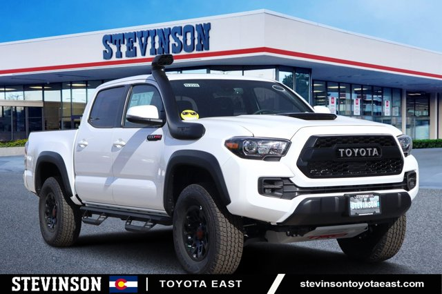 New 2019 Toyota Tacoma in Aurora, CO