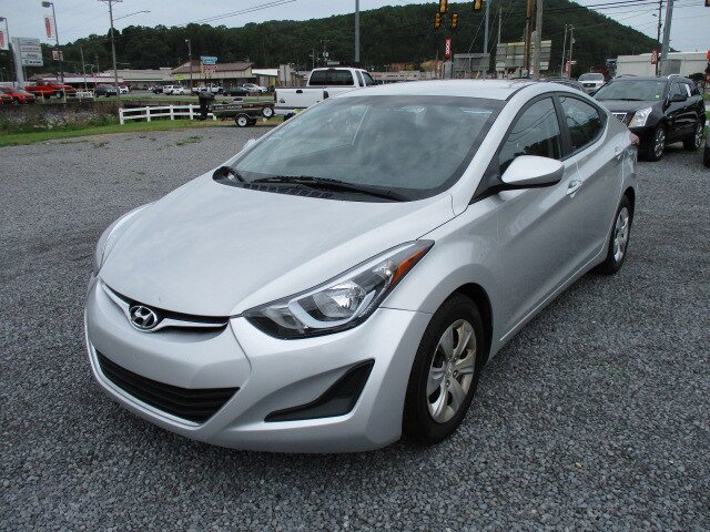 Used 2016 Hyundai Elantra in Fort Payne, AL