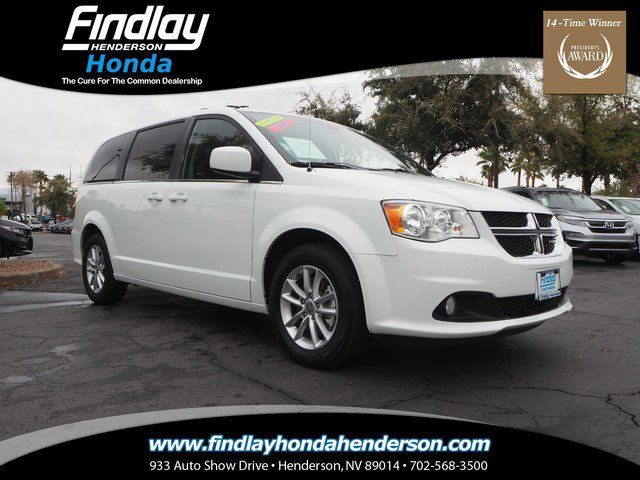 Used 2019 Dodge Grand Caravan in Las Vegas, NV