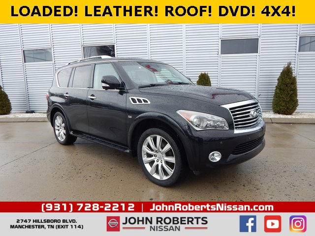 Used 2014 INFINITI QX80 in Manchester, TN