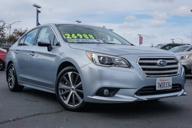 Used 2017 Subaru Legacy 3.6R Limited