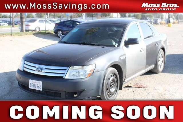 2008 Ford Taurus SEL 4dr Sdn SEL FWD Gas V6 3.5L/213 [11]