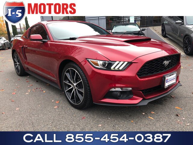 Used 2017 Ford Mustang in Fife, WA