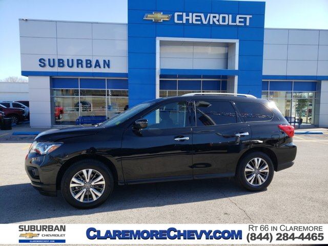 Used 2018 Nissan Pathfinder in Claremore, OK
