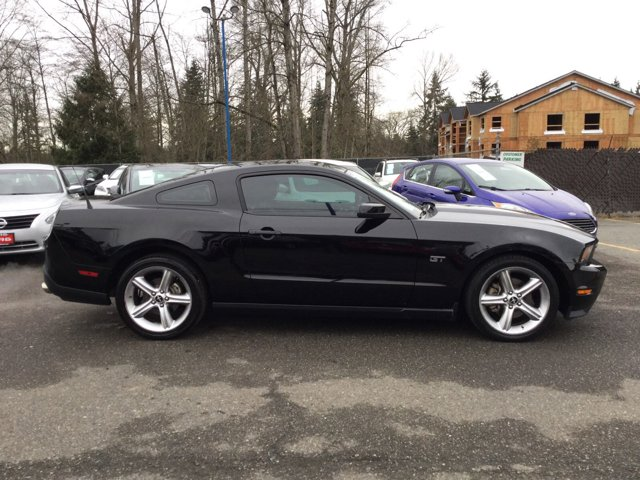Used 2010 Ford Mustang 2dr Cpe GT Premium
