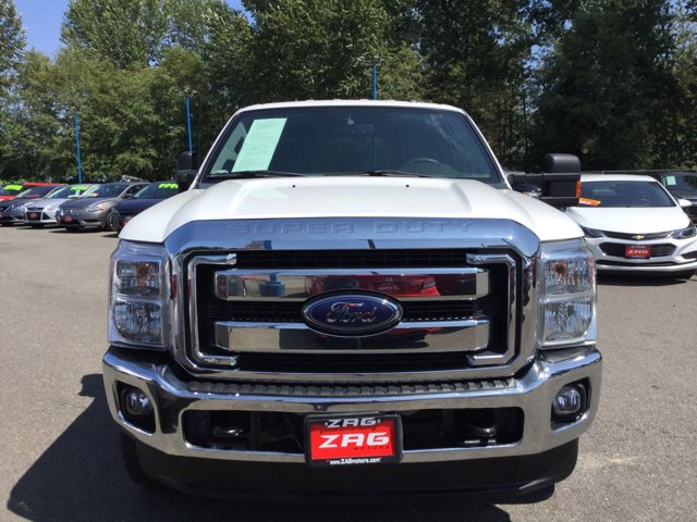 Used 2015 Ford Super Duty F-250 SRW 4WD Crew Cab 172 XLT