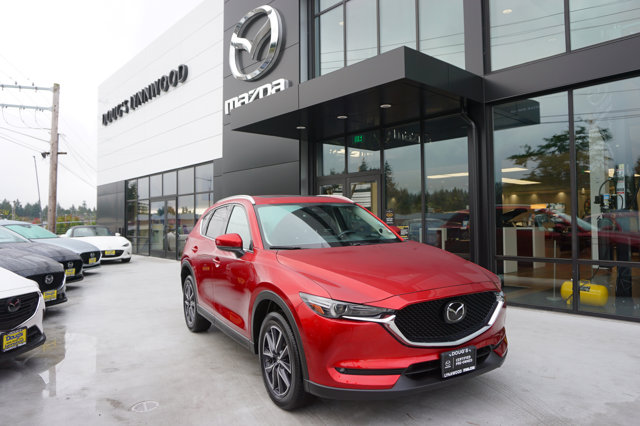 Used 2018 Mazda CX-5 Grand Touring AWD