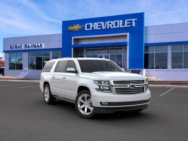 New 2020 Chevrolet Suburban in Marietta, GA