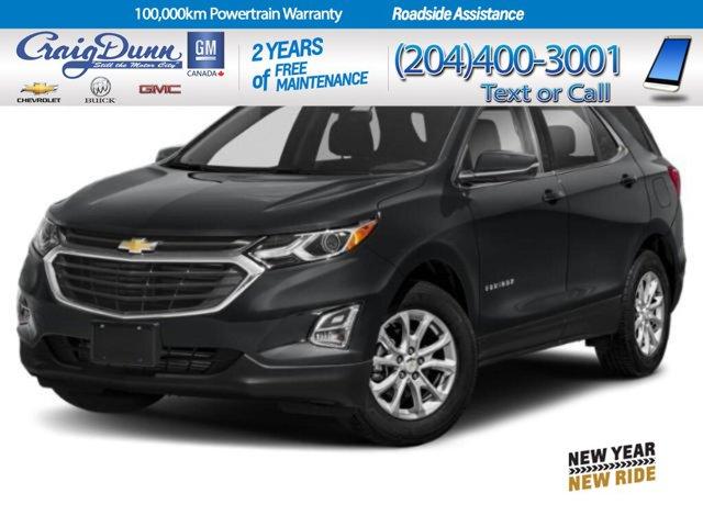2021 Chevrolet Equinox LT AWD 4dr LT w/1LT Turbocharged Gas I4 1.5L/92 [7]