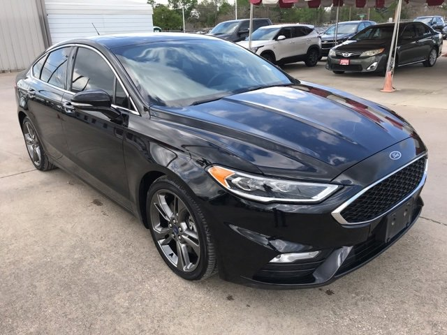Used 2017 Ford Fusion in Conroe, TX