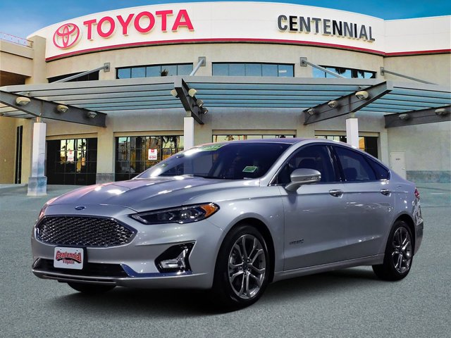 Used 2019 Ford Fusion Hybrid in Las Vegas, NV