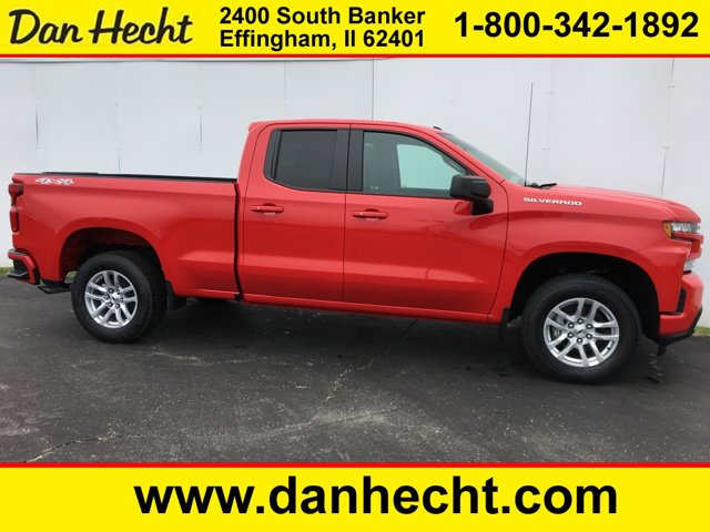 New 2019 Chevrolet Silverado 1500 in Effingham, IL