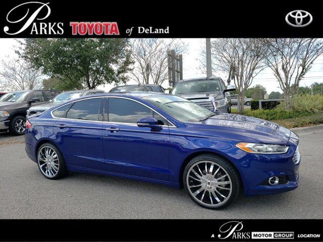 Used 2016 Ford Fusion in DeLand, FL