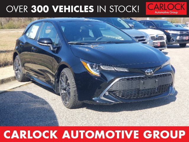 New 2020 Toyota Corolla Hatchback in Saltillo, MS