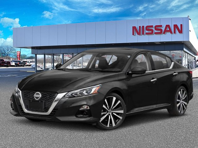 2021 Nissan Altima 2.5 SV 2.5 SV Sedan Regular Unleaded I-4 2.5 L/152 [4]