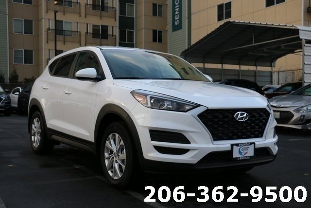 New 2020 Hyundai Tucson in Seattle, WA
