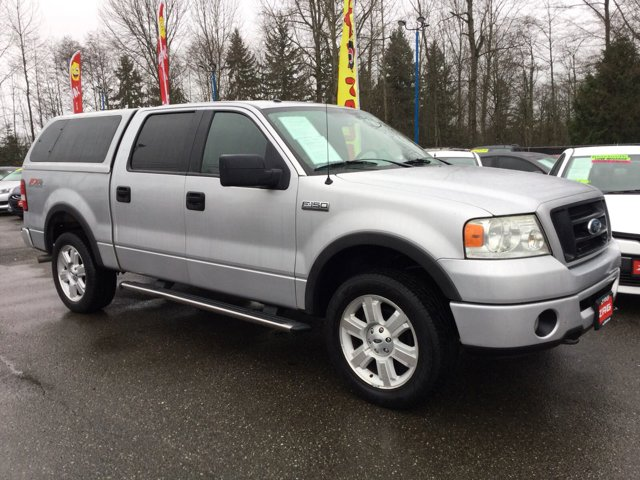 Used 2008 Ford F-150 4WD SuperCrew 139 FX4