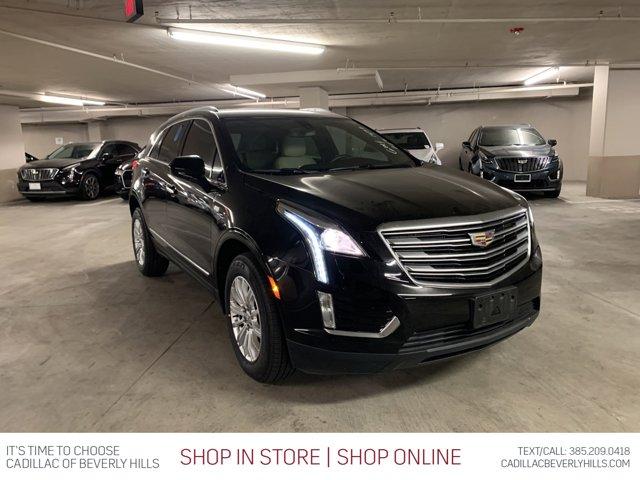 2018 Cadillac XT5 FWD FWD 4dr Gas V6 3.6L/222.6 [15]