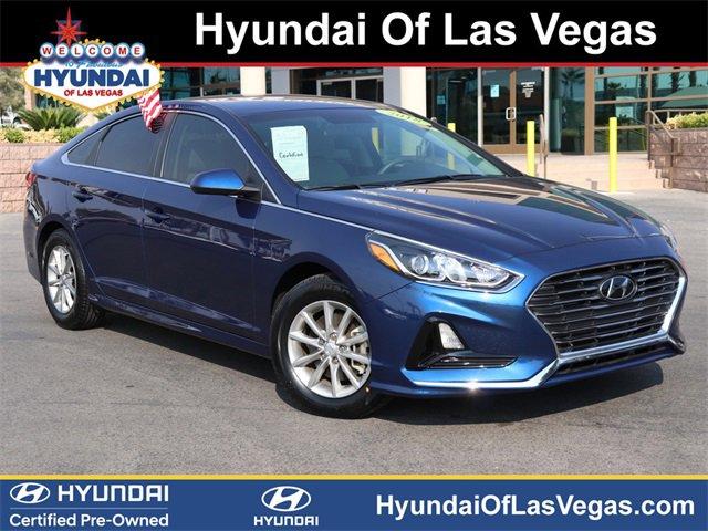 2018 Hyundai Sonata SE SE 2.4L Regular Unleaded I-4 2.4 L/144 [36]