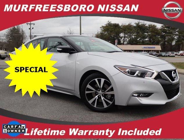 Used 2018 Nissan Maxima in Murfreesboro, TN