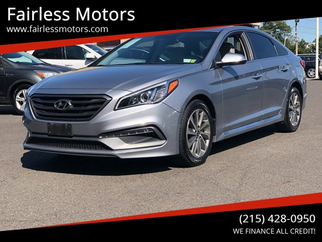 Used 2016 Hyundai Sonata in Fairless Hills, PA