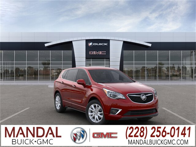 New 2020 Buick Envision in D'Iberville, MS