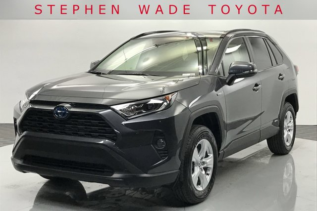 New 2020 Toyota RAV4 Hybrid in St. George, UT