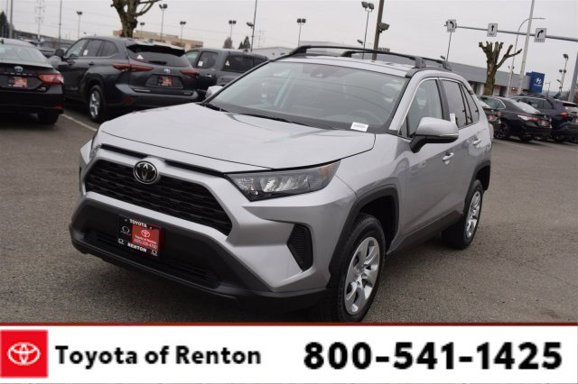 New 2020 Toyota RAV4 in Renton, WA
