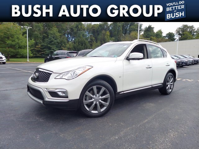 2017 INFINITI QX50 QX50 AWD Leather Nav Sunroof Back up Cam AWD Premium Unleaded V-6 3.7 L/226 [3]