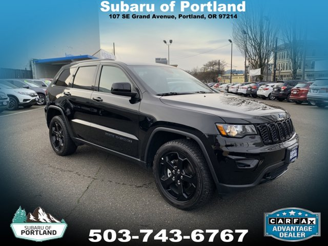 Used 2018 Jeep Grand Cherokee in , OR